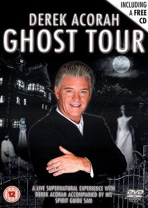 Rent Derek Acorah: Ghost Tour Online DVD Rental