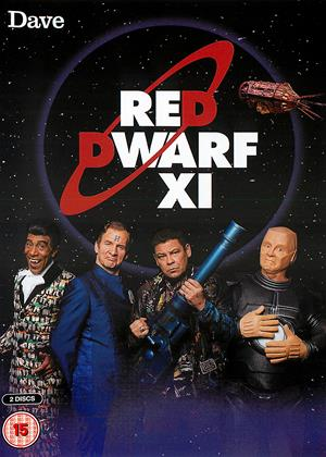 Rent Red Dwarf: Series 11 Online DVD Rental