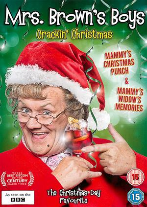 Rent Mrs. Brown's Boys: Crackin' Christmas Online DVD & Blu-ray Rental