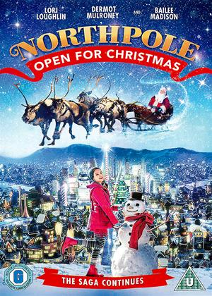 Rent North Pole: Open for Christmas (aka Northpole: Open for Christmas) Online DVD & Blu-ray Rental