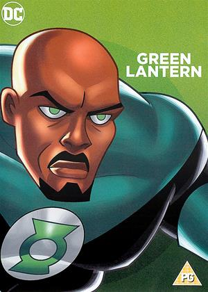 Rent DC Super-Heroes: Green Lantern Online DVD Rental