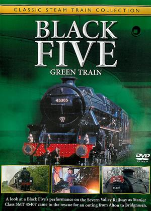 Rent Classic Steam Train Collection: Black Five Online DVD Rental