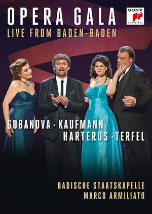 Rent Opera Gala: Live from Baden-Baden Online DVD Rental