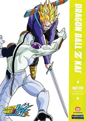 Rent Dragon Ball Z Kai: Series 5 Online DVD Rental