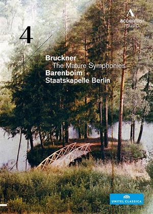 Rent Bruckner: Symphony No. 4 (Daniel Barenboim) Online DVD Rental