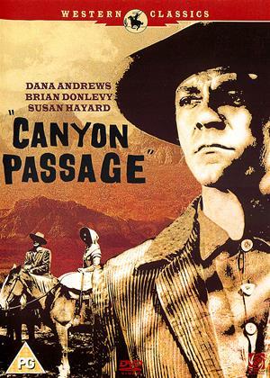 Rent Canyon Passage Online DVD & Blu-ray Rental