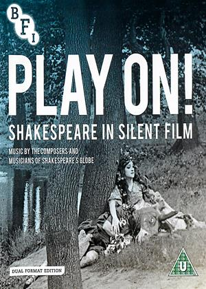 Rent Play On! Shakespeare in Silent Film Online DVD & Blu-ray Rental