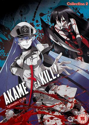 Rent Akame Ga Kill!: Part 2 Online DVD Rental