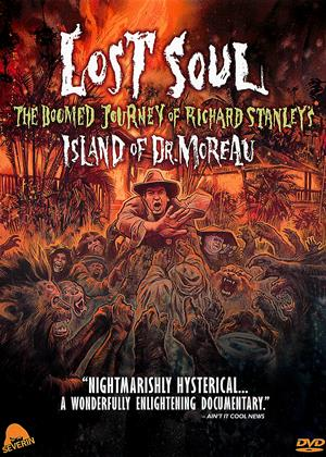 Rent Lost Soul: The Doomed Journey of Richard Stanley's Island of Dr. Moreau Online DVD & Blu-ray Rental
