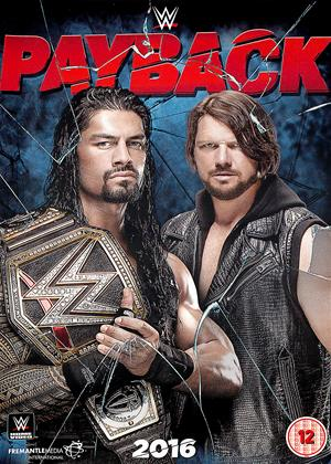 Rent WWE: Payback 2016 Online DVD Rental