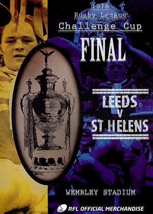 Rent Carnegie Challenge Cup Final: 1978: Leeds vs. St. Helens (aka Carnegie Challenge Cup Final: 1978: Leeds 14 St Helens 12) Online DVD Rental