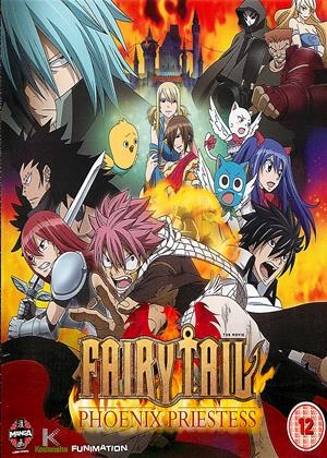 Rent Fairy Tail: Phoenix Priestess (aka Gekijouban Fairy Tail: Houou no Miko) Online DVD & Blu-ray Rental