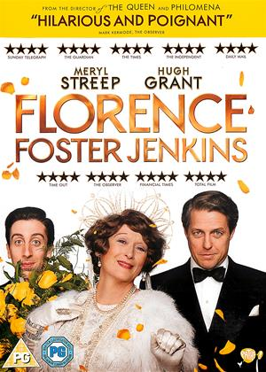 Rent Florence Foster Jenkins Online DVD & Blu-ray Rental