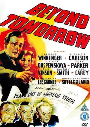 Rent Beyond Tomorrow (aka Beyond Christmas / And So Goodbye) Online DVD Rental