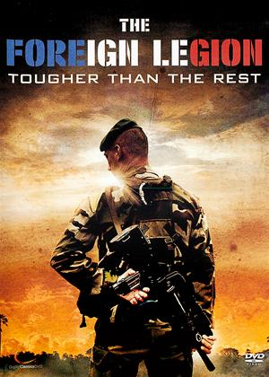 Rent The Foreign Legion: Tougher Than the Rest (aka The Legion) Online DVD Rental