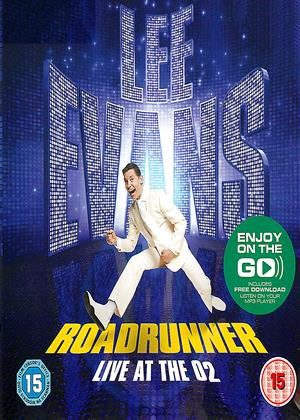 Rent Lee Evans: Roadrunner: Live at the O2 Online DVD Rental