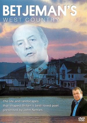 Rent Betjeman's West Country Online DVD Rental