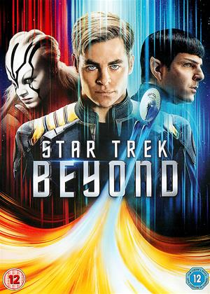 Star Trek Beyond Online DVD Rental