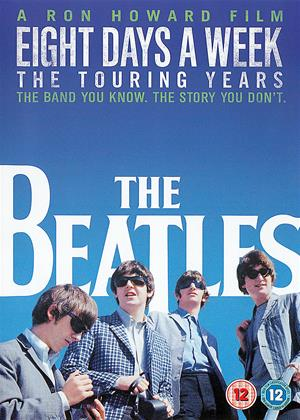 The Beatles: Eight Days a Week: The Touring Years Online DVD Rental