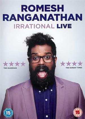 Rent Romesh Ranganathan: Irrational (aka Romesh Ranganathan: Irrational: Live) Online DVD & Blu-ray Rental