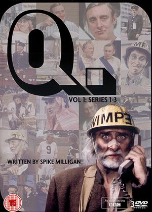 Rent Q.: Vol.1 (aka Q.: Vol.1: Series 1-3 (Q5, Q6, Q7)) Online DVD Rental
