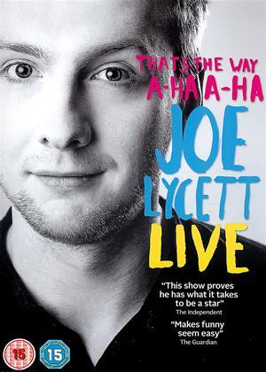 Rent Joe Lycett: That's the Way, A-Ha, A-Ha: Live (aka Joe Lycett: That's the Way, A-ha, A-ha, Joe Lycett: Live) Online DVD Rental