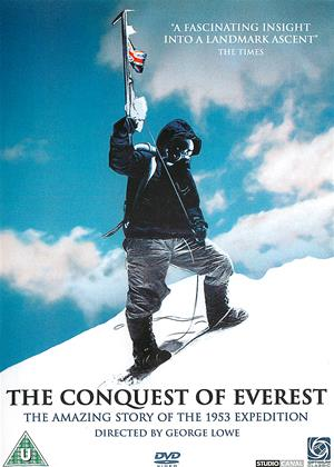 Rent The Conquest of Everest Online DVD Rental