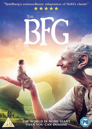 The BFG Online DVD Rental