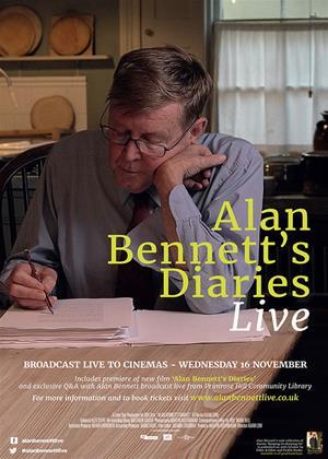 Rent Alan Bennett's Diaries: Live Online DVD & Blu-ray Rental