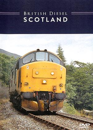 Rent British Diesel Trains: Scotland Online DVD Rental