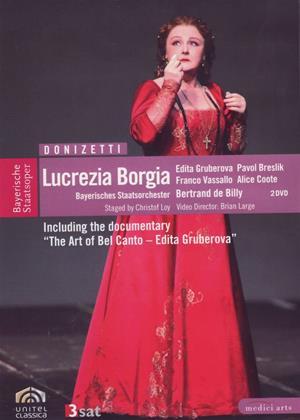 Rent Lucrezia Borgia: Bayerischen Staatsoper (Bertrand De Billy) Online DVD & Blu-ray Rental