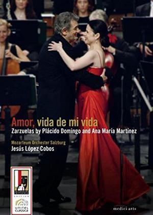 Rent Amor, Vida De Mi Vida: Salzburger Festspiele Online DVD Rental