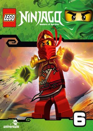 Rent Lego Ninjago Masters of Spinjitzu: Series 6 Online DVD Rental