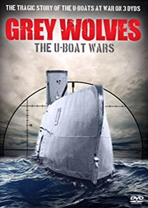 Rent Grey Wolves: The U-boat Wars Online DVD Rental