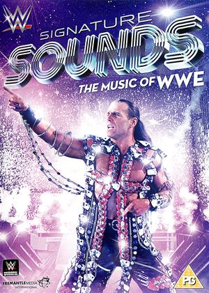 Rent WWE: Signature Sounds: The Music of WWE Online DVD Rental