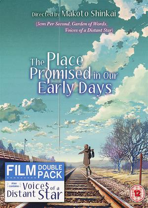 Rent The Place Promised in Our Early Days / Voices of a Distant Star (aka Kumo no mukô, yakusoku no basho / Hoshi no koe) Online DVD Rental