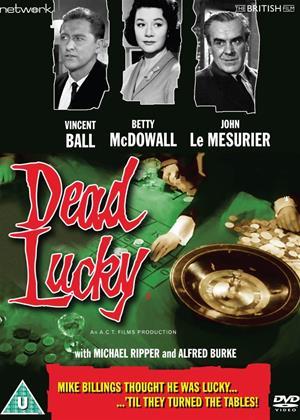 Rent Dead Lucky Online DVD Rental