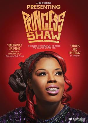 Rent Presenting Princess Shaw (aka Through You Princess) Online DVD Rental