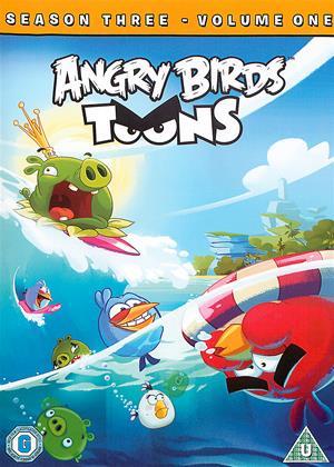 Rent Angry Birds Toons: Series 3: Vol.1 Online DVD & Blu-ray Rental