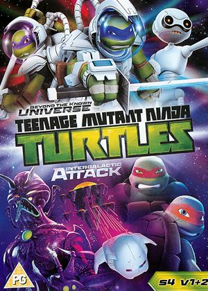 Rent Teenage Mutant Ninja Turtles: Series 4: Vol.1 and 2 (aka Teenage Mutant Ninja Turtles: Beyond the Known Universe/Inter...) Online DVD Rental