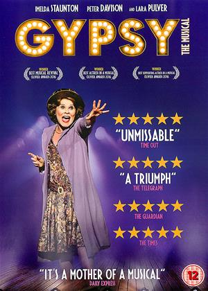 Rent Gypsy: The Musical (aka Gypsy: Live from the Savoy Theatre) Online DVD Rental