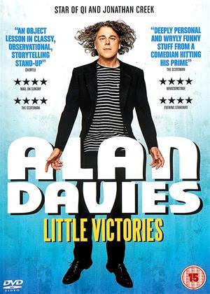 Rent Alan Davies: Little Victories Online DVD Rental