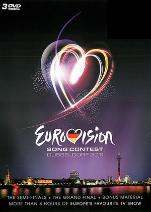 Rent Eurovision Song Contest: 2011: Dusseldorf Online DVD Rental