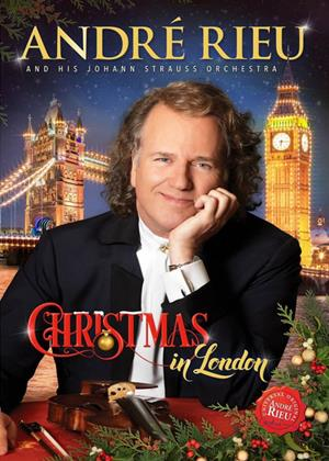 Rent André Rieu: Christmas in London Online DVD Rental