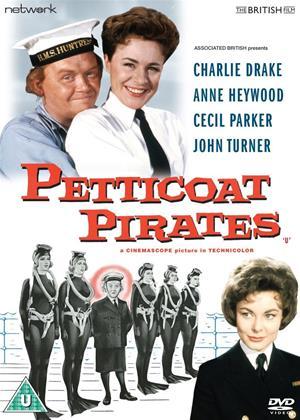 Rent Petticoat Pirates Online DVD Rental