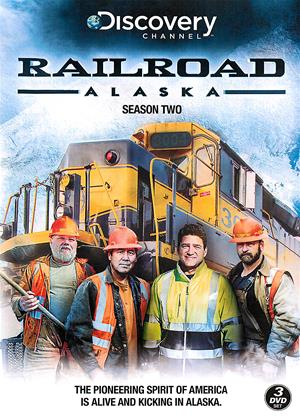 Rent Railroad Alaska: Series 2 Online DVD Rental