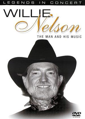 Rent Willie Nelson: Legends in Concert (aka Willie Nelson: Legends in Concert: The Man and His Music) Online DVD Rental
