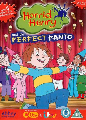 Rent Horrid Henry and the Perfect Panto Online DVD Rental