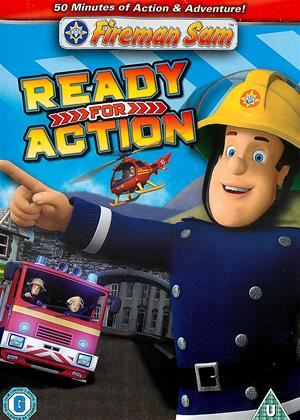 Rent Fireman Sam: Ready for Action Online DVD Rental