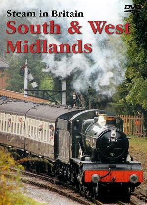 Rent Steam in Britain: South and West Midlands Online DVD Rental